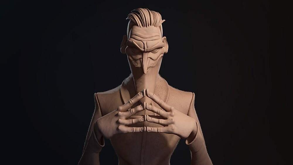 ZBrush 3D-моделирование