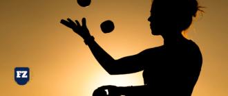 координация в менеджменте жонглёр гл