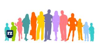 люди разного цвета