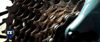 шестерни велосипеда дифференциал гл