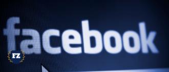 фейсбук большими буквами гл