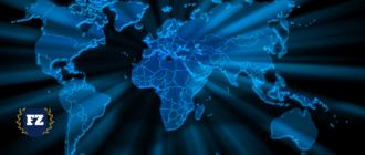 карта мира маркетинг территорий гл