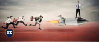 конкурент на ракете гл