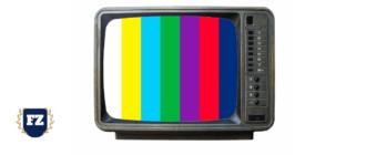 старый телевизор рамка гл