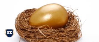 золотое яйцо в гнезде постоянный клиент гл