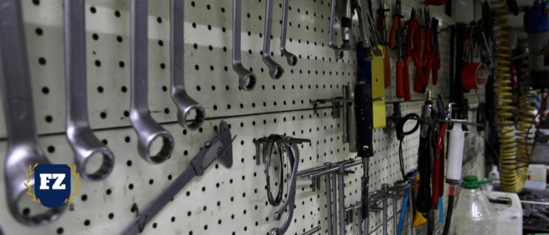 ключи отвертки гараж гл