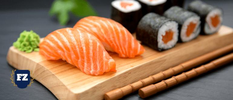 суши ролы смачно гл