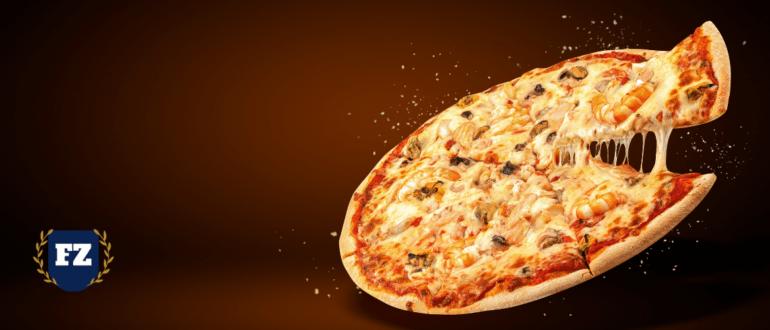 пицца с грибами гл