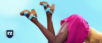 реклама обуви гл