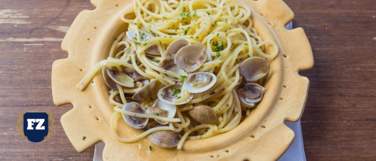 съедобная посуда макароны гл