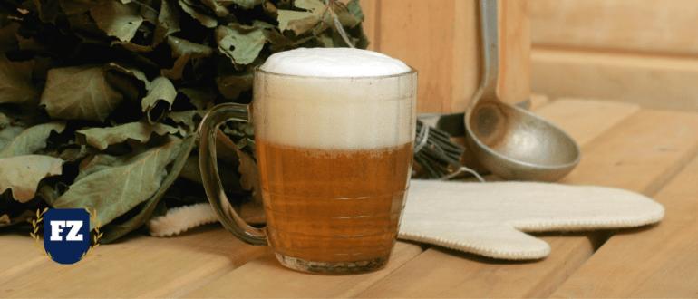веник пиво баня гл
