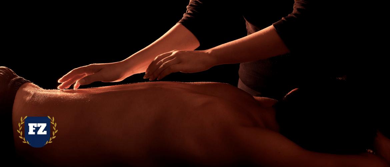 массаж руки массажиста гл