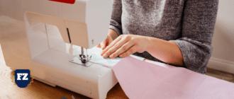 пошив белья машинка швейная гл