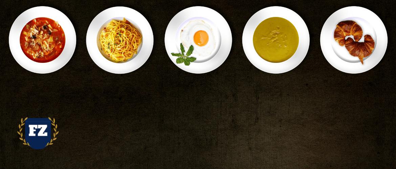 ресторанные блюда гл